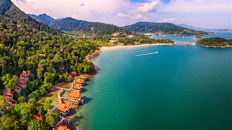 wallpaper malaysia langkawi beach nature mountains forests
