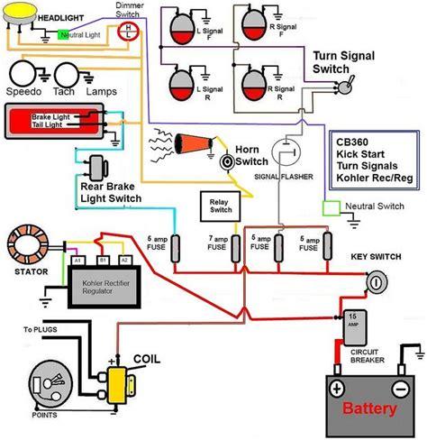 Honda Simple Wiring Diagram Google Search Useful