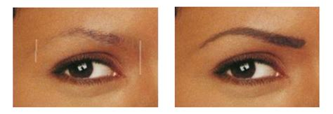 tips  selecting   eyebrow color