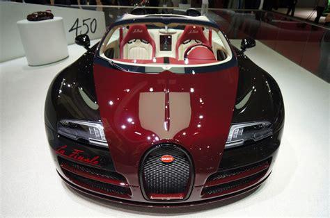 Goodbye To Bugatti's Finest