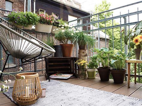 Ideen Für Balkon by Gardening Balkon