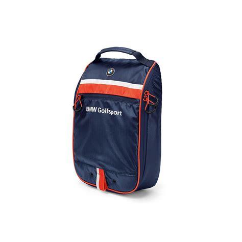Bmw Golf Bag by Shopbmwusa Bmw Golfsport Shoe Bag
