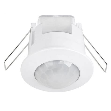recessed 360 degree pir ceiling occupancy motion sensor
