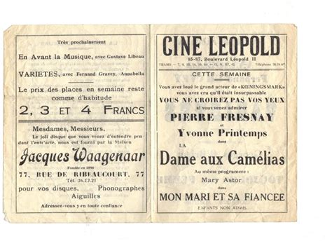jean gabin kinox leopold cinema in brussels be cinema treasures