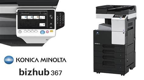 Konica minolta bizhub 363 download stats: Impresora Fotocopiadora Konica Minolta B/N Bizhub 367 - Madrid