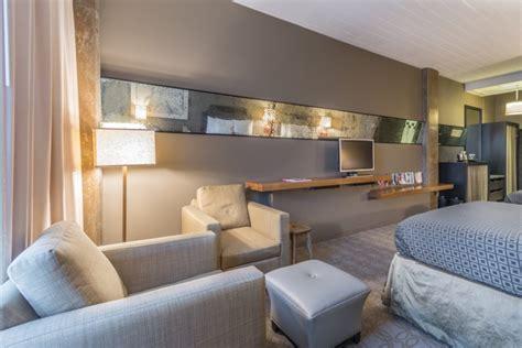 loft double queen room proximity hotel  greensboro nc