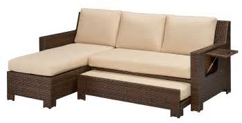 outdoor futon sectional sofa bed the futon shop
