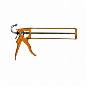 Pistolet Pour Tube Silicone : pistolets pour cartouches silicone comparer les prix de ~ Edinachiropracticcenter.com Idées de Décoration