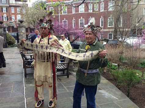 onondaga nation protest syracuse george washington native americans wampum leaders carry historic belt york tribes american ny tribe justice county