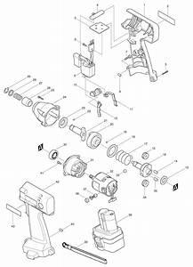 Buy Makita 6908d Replacement Tool Parts