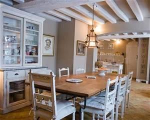 renovation et amenagement un art de vivre With peindre des poutres en bois 6 plafond entre solives maison poyaudine
