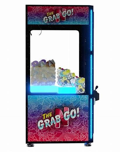 Vending Machines Crane Grab