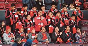 Rescued Thai football team honoured by Man Utd | New ...