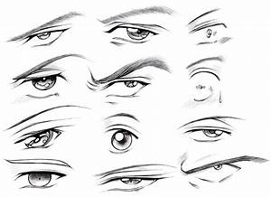 Male Anime Eyes | www.imgkid.com - The Image Kid Has It!
