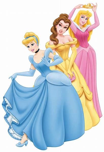 Princesses Clipart Cliparts Princess Disney Cinderella Clip