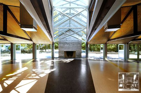 Shalom Institute Dining Hall  Lehrer Architects  Archdaily