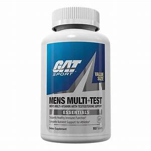 Gat Mens Multi   Test