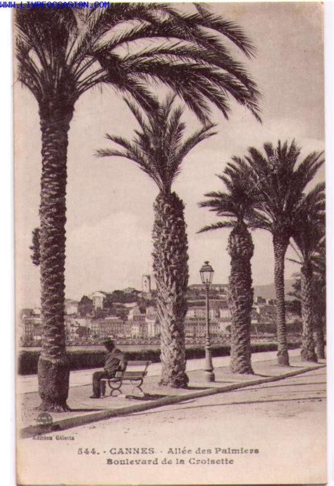 banc postale cannes all 233 e des palmiers boulevard de la croisette