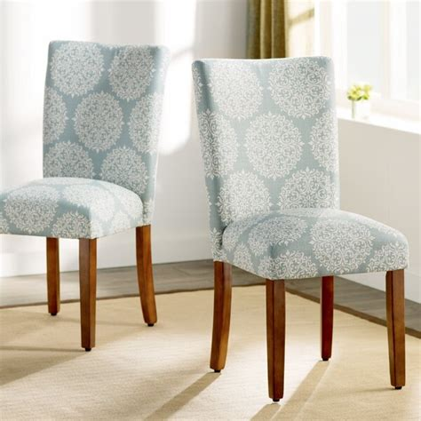 posts waverly upholstered dining chair reviews wayfair