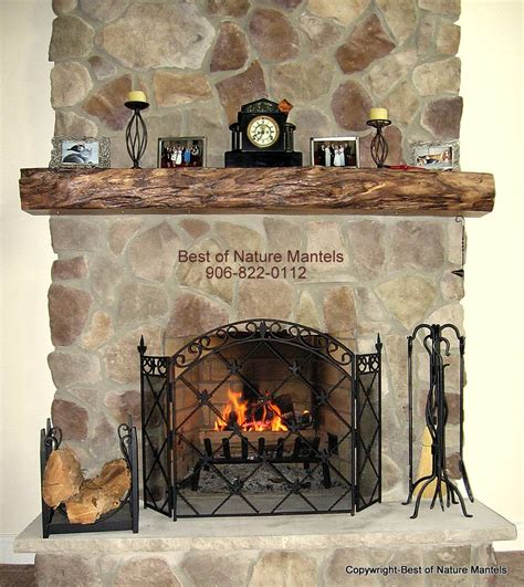 Electric Fireplace Faux Stone