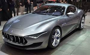 Maserati Alfieri Concept Previews Brand39s Beautiful Future