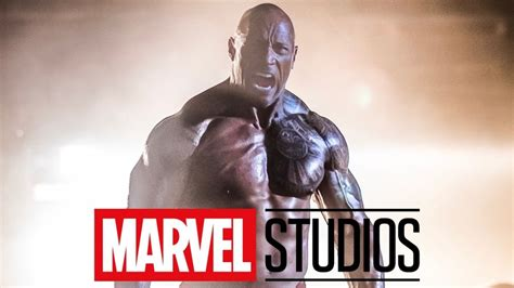 dwayne johnson marvel movie studios hero getting kevin could own his meet
