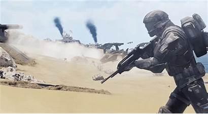 Halo Mod Into Military Shooter Giant Arma