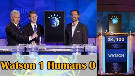 ibms watson computer beats  superstars  jeopardy