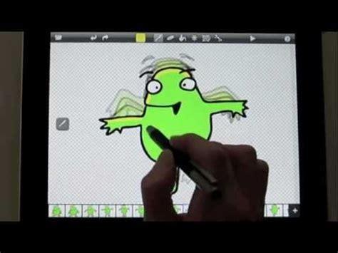 create animations   ipad  doink animation