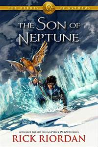 Myth & Mystery: The Son of Neptune cover revealed!