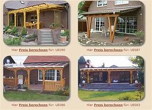 Terrassendach Aus Holz Selber Bauen : terrassendach selber bauen mit anleitung von holzon ~ Sanjose-hotels-ca.com Haus und Dekorationen