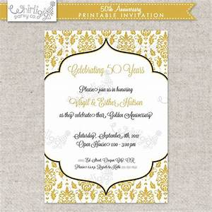 17 best ideas about anniversary invitations on pinterest With free printable golden wedding anniversary invitations