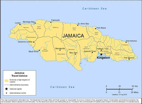 travel warnings  jamaica  lifehackedstcom