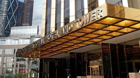 trump york tower hotel international states united exterior years eve nueva towers park central lobby circle wow packages pais newport