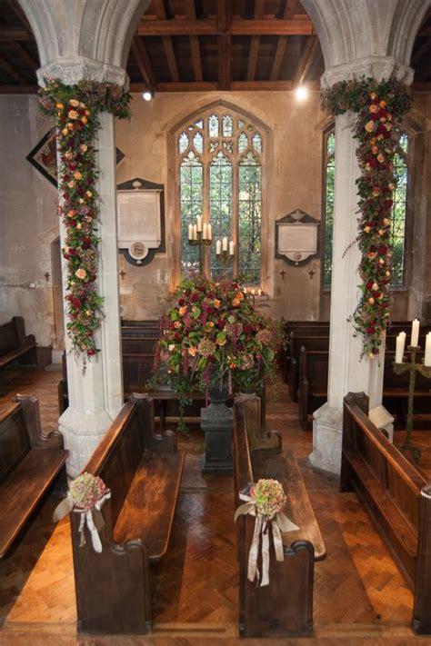 church christmas decorations flowers altar wedding decoration floral pew flower decor arrangements 365greetings swag swags pedestal winter garlands celebration read
