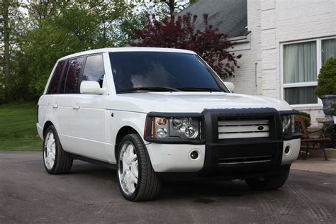 Land Rover Range Rover Modification by Tookrispy 2004 Land Rover Range Rover Specs Photos
