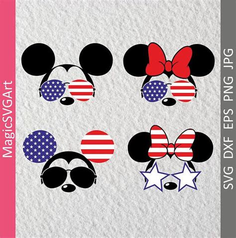 Mickey 4Th Of July Svg – 78+ Best Free SVG File