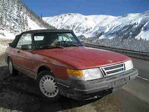 Buy Used 1990 Saab 900 Turbo Convertible 2