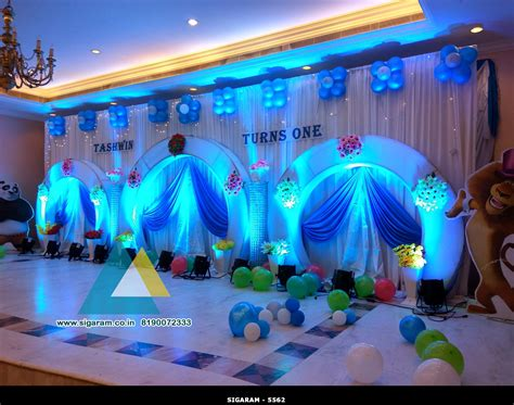 decoration birthday birthday decoration surguru hotel puducherry sigaram