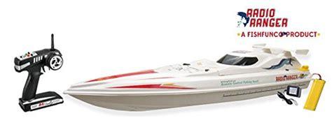 Radio Ranger Rc Fishing Boat Reviews by Radio Ranger Ll 34 Remote Fishing Boat Upgraded