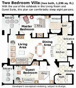 marriott grande vista 3 bedroom floor plan meze blog With marriott grande vista 3 bedroom floor plan