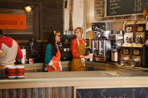 Grant, rachel hendrix, jason burkey. Coffee Shop Movie Review - An Uncomplicated Romantic Comedy