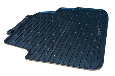 Bmw Floor Mats 1 Series by Bmw Genuine Tailored Car Floor Mats Rubber Rear E81 E82 1
