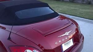Chrysler Crossfire Spoiler