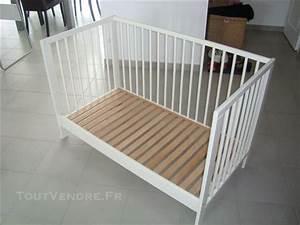 Lit Bebe Ikea Gulliver