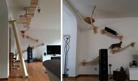 arbre a chat moderne