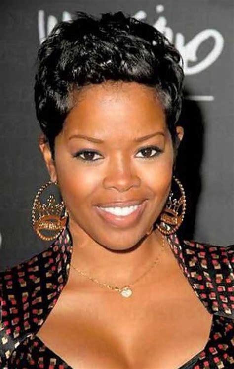 short haircuts  black women   short