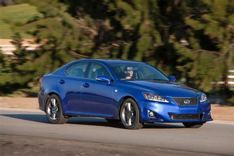 Lexus Is F 0 60 by 2011 Lexus Is 350 F Sport Top Speed