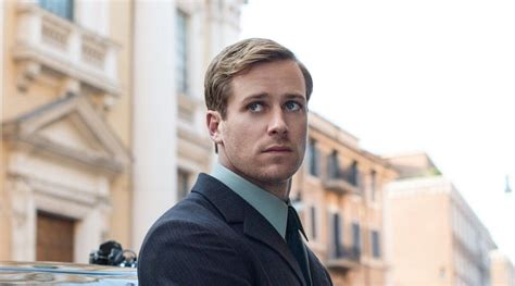 Armie Hammer says he would 'love to' do The Man from U.N.C ...