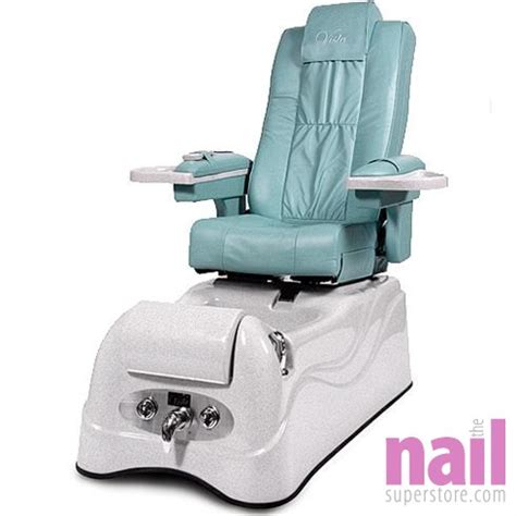 lexor vista pipeless pedicure foot spa chair with roller